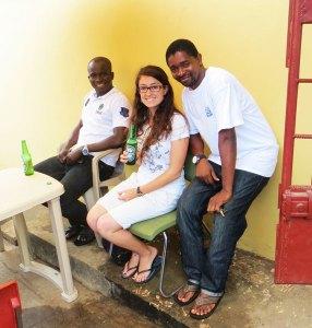 Elizabeth McSheffrey, Elizabeth Around the World, Star beer, Sierra Leone, Freetown, Sierra Leone travel, Freetown travel, things to do in Freetown, Sierra Leone tourism, Freetown Tourism