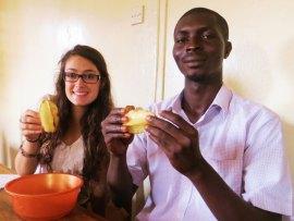 Elizabeth McSheffrey, Ezekiel Konteh, Freetown, Independent Radio Network, Sierra Leone