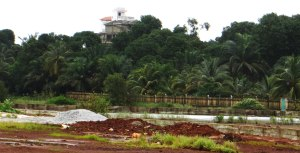 Beautiful countryside in Guinea.