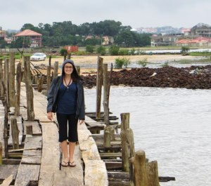 Elizabeth McSheffrey, Elizabeth Around the World, Plage Lanbanyi, tourism Guinea, tourism Conakry, things to see in Conakry, Travel Guinea,