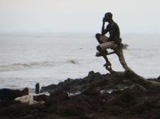 Lanbanyi Beach, Guinea, Conakry