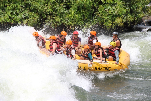 Nalubale Rafting, Jinja, Uganda, Uganda tourism, Nile River, whitewater rafting, rafting the Nile, tourism Kampala, Elizabeth McSheffrey