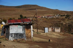 With few resources or industries, many Basotho men end up working South African mines.