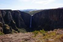 Maletsunyane Falls, Semonkong, Basotho, Lesotho
