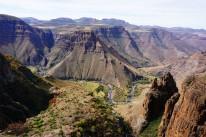 Maloti Mountains, Lesotho, Semonkong