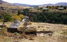 Semonkong, rondavel, Lesotho, Basotho