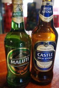 Lesotho, Basotho, Semonkong, Maluti, Castle Stout