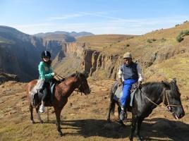 Basotho, Lesotho, Semonkong