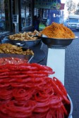 Johannesburg, Fordsburg Square, South Africa, street food