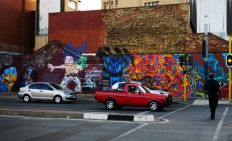 graffiti, graffiti art, Freedom Day, Johannesburg, South Africa