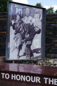 Hector Pieterson, apartheid, Soweto, South Africa, Johannesburg