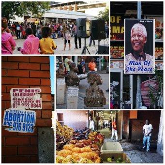 Johannesburg, apartheid, Nelson Mandela, South Africa