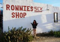 Barrydale, Ronnie's Sex Shop, South Africa, R62, Swellendam