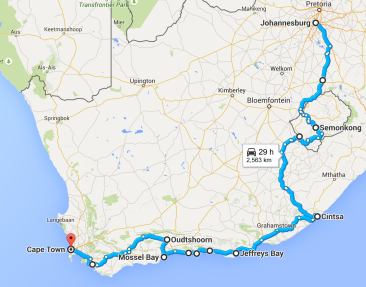 South Africa road trip, Garden Route, itinerary, South Africa travel, South Africa itinerary, two-week trip South Africa