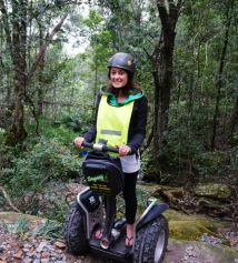 Segway tour, Tsitsikamma Forest, Storms River, South Africa, Road trip