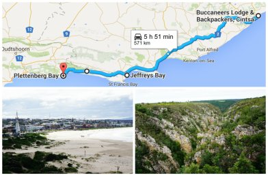 Jeffrey's Bay, Storms River, South Africa, Road trip, surfing,