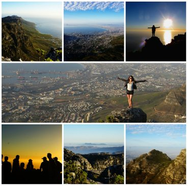 Table Mountain, Cape Town, South Africa, road trip, South Africa itinerary