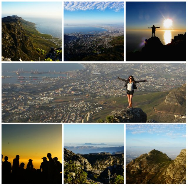 Table Mountain, Cape Town, South Africa, road trip, South Africa itinerary, tourism, Elizabeth McSheffrey, Elizabeth Around the World