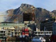 Nobel Square, V&A Waterfront, Cape Town, South Africa, road trip, Nelson Mandela