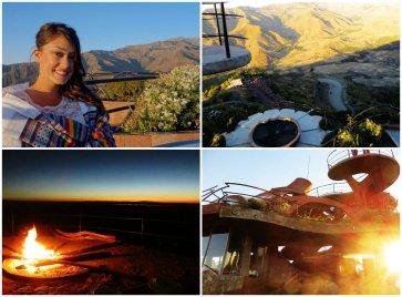 Elizabeth McSheffrey, Elizabeth Around the World, Ben Abeba Lalibela, Where to eat in Lalibela, Lalibela tourism