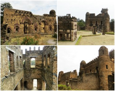 Fasil Ghebbi, Gondar, Ethiopia, Fasilides Palace