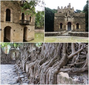 Timket, Fasilides Bath, Ethiopian epiphany, Gondar, Ethiopia