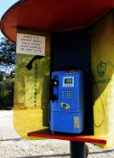 payphone, Addis Ababa, Ethiopia, pay phone