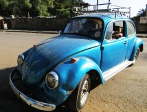 old car, beetle, Volkswagen, Addis Ababa, Ethiopia