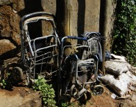 Addis Ababa, Ethiopia, vintage, strollers, everyday Africa