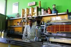 Italian cafe, Addis Ababa, Ethiopia, Italy