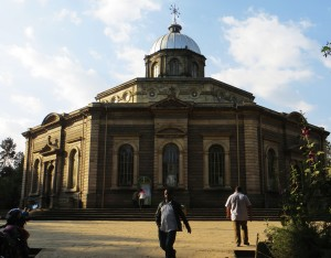 St. George Cathedral, Addis Ababa, Ethiopia, churches in Addis Ababa