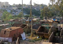 Addis Ababa, slum, poverty, Ethiopia