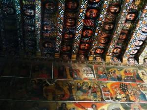 Debre Berhan Selassie Church, Gondar, Ethiopia, Gondar attractions, Ethiopia tourism, Ethiopia itinerary, one day in Gondar