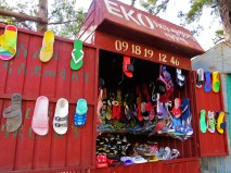 Ethopia, Gondar, Ethopian footwear, shoes, Africa