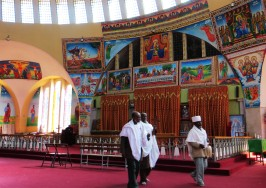 St. Mary of Zion Church, Ethiopia, Aksum, Ethiopian Orthodox Christianity, pilgrimage