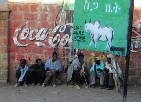 Coca Cola in Africa, Lalibela, Ethiopia