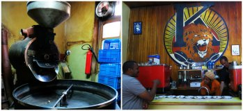 Addis Ababa, Tomoca Coffee, Ethopia, Ethiopian coffee