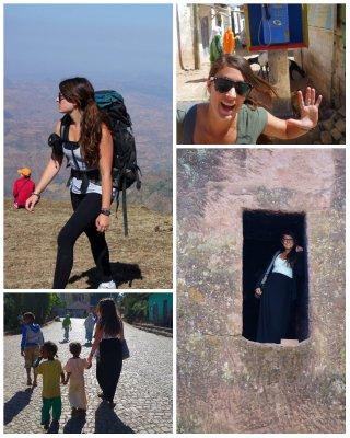 Elizabeth McSheffrey, Elizabeth Around the World, Ethiopia, Elizabeth journalist, Elizabeth CBC, Elizabeth McSheffrey Kenya