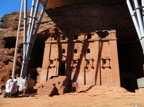 Bet Abba Libanos, rock-hewn churches of Lalibela, Lalibela, rock churches, Ethiopia tourism, Lalibela tourism, Lalibela pilgrimage