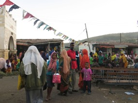 Harar market, town Harar, Ethiopia, Ethiopian market