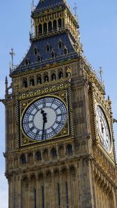 Big Ben, Parliament, Westminster Palace, London