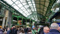 Borough Market, London tourism, London