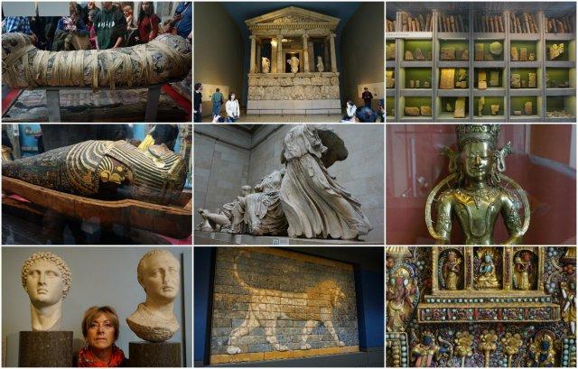 British Museum, London Tourism, Cleopatra, Rosetta Stone