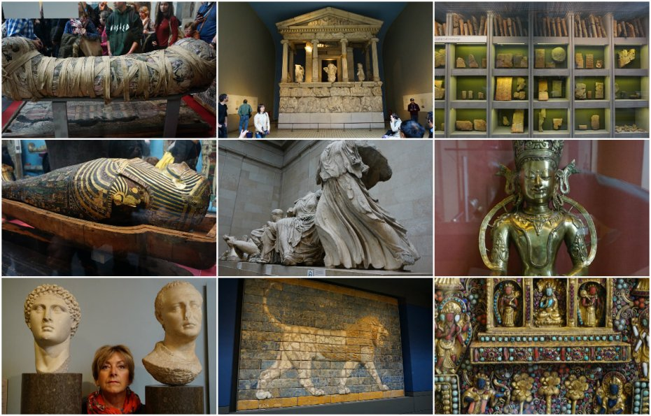 British Museum, London Tourism, Cleopatra, Rosetta Stone