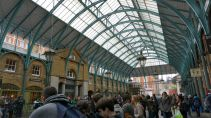 Covent Garden Market, Covent Garden, London shopping, London tourism