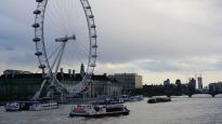 London Eye, London Tourism , River Thames