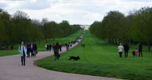 Long Walk, Windsor Castle, Windsor, London, London tourism