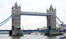 London Bridge, Tower Bridge, Tower of London, London tourism