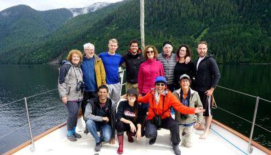 Elizabeth Around the World, Elizabeth McSheffrey, Great Bear Rainforest