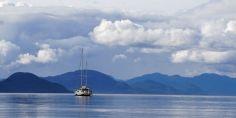 Island Odyssey, Bluewater Adventures, Great Bear Rainforest, Elizabeth Around the World